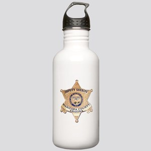 Maricopa County Sheriff Stainless Water Bottle 1.0