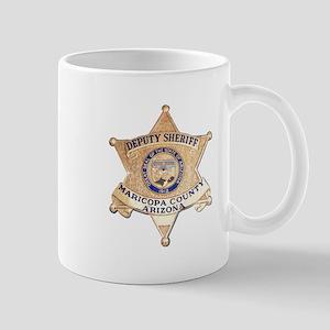 Maricopa County Sheriff Mug