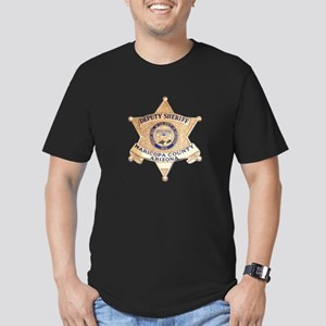 Maricopa County Sheriff Men's Fitted T-Shirt (dark
