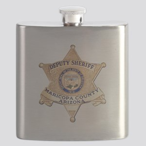 Maricopa County Sheriff Flask