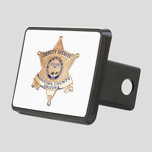 Maricopa County Sheriff Rectangular Hitch Cover
