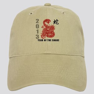 2013 Chinese New Year of The Snake Cap