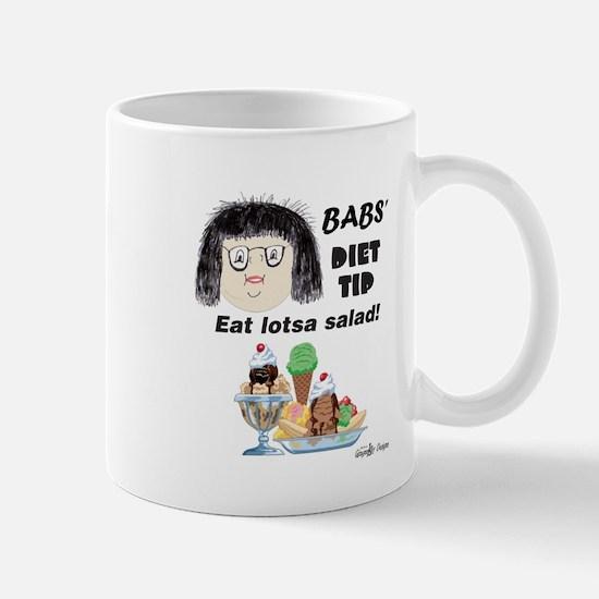 Babs Diet Tip Mug