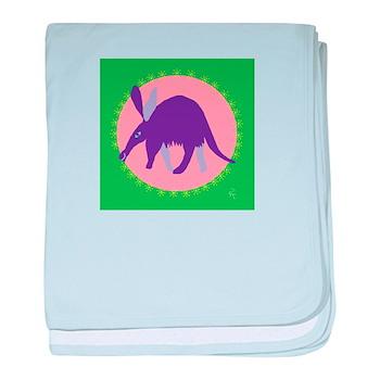 aardvark baby blanket
