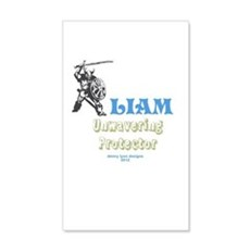 Your Name Liam Decal Wall Sticker