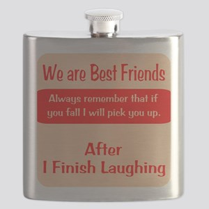 Best Friends Flask