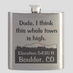 Boulder High Town Flask