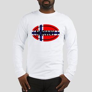 Norway Long Sleeve T-Shirt