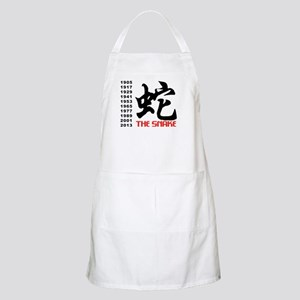Years of The Snake Apron