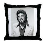 Wolfman's Throw Pillow