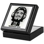 Wolfman Keepsake Box