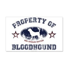 Bloodhound Wall Decal