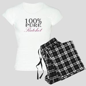 100% Pure Ratchet Women's Light Pajamas