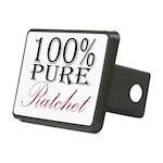 100% Pure Ratchet Rectangular Hitch Cover
