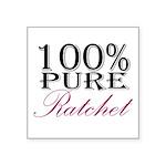 100% Pure Ratchet Square Sticker 3
