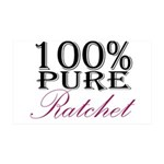 100% Pure Ratchet 35x21 Wall Decal
