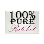 100% Pure Ratchet Rectangle Magnet (10 pack)