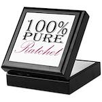 100% Pure Ratchet Keepsake Box