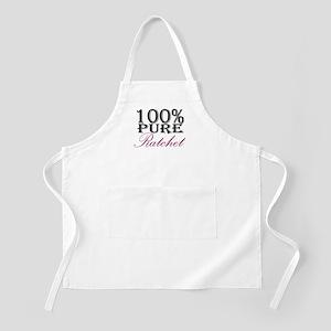 100% Pure Ratchet Apron