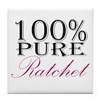 100% Pure Ratchet Tile Coaster