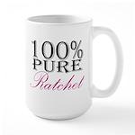 100% Pure Ratchet Large Mug