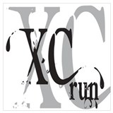 Cross country Wrapped Canvas Art