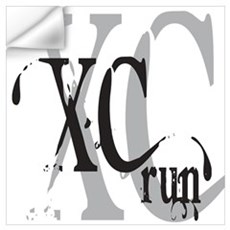 Cross Country XC Poster And Wall Art Wall Decal