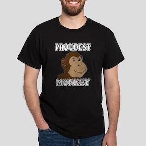 Proudest Monkey Dark T-Shirt