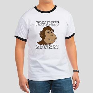 Proudest Monkey Ringer T