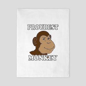 Proudest Monkey Twin Duvet