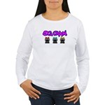 Kawaii Gangstas Long Sleeve T-Shirt
