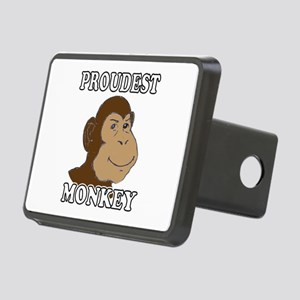Proudest Monkey Rectangular Hitch Cover