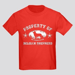 Belgian Shepherd Kids Dark T-Shirt