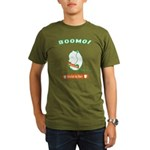 boomo Organic Men's T-Shirt (dark)