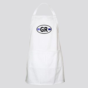 Greek Euro BBQ Apron