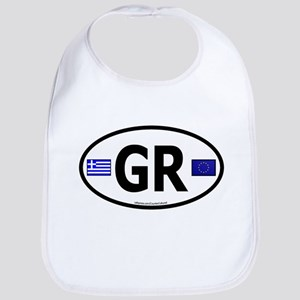 Greek Euro Bib