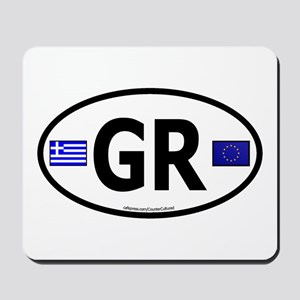 Greek Euro Mousepad
