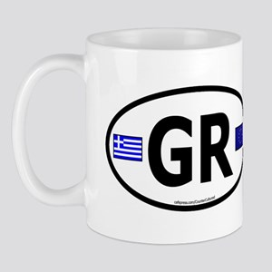 Greek Euro Mug