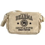 Dharma Swan Messenger Bag