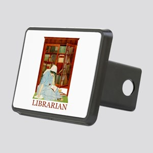 LIBRARIAN by Coles Phillip Rectangular Hitch Cover