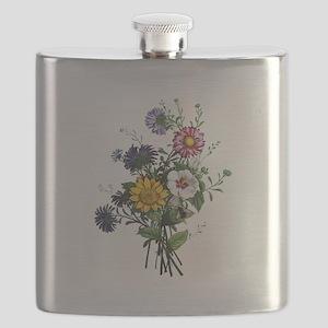 Jean Louis Prevost 9 Flask