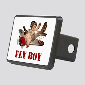 FLY BOY Rectangular Hitch Cover