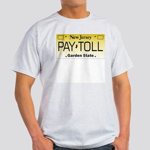 NJ Pay Toll Light T-Shirt