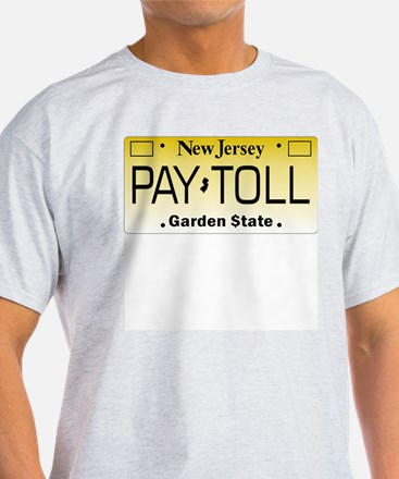 NJ Pay Toll T-Shirt
