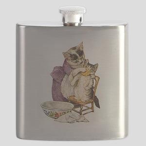 Miss Moppet Gets a Bath Flask