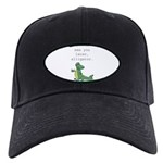 See you later, Alligator! Black Cap