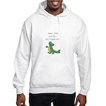 See you later, Alligator! Hooded Sweatshirt