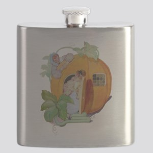 PETER PETER PUMPKIN EATER Flask