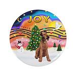 "XMusic2-Lakeland Terrier 3.5"" Button (100 pac"