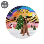 "XMusic2-Lakeland Terrier 3.5"" Button (10 pack"